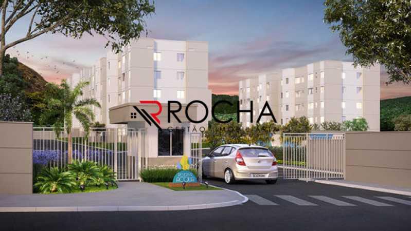 260752 - Apartamento 2 quartos à venda Curicica, Rio de Janeiro - R$ 202.510 - VLAP20370 - 3
