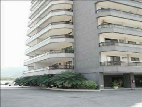 FACHADA PRÉDIO IMPONENTE - Apartamento 3 quartos à venda Jacarepaguá, Rio de Janeiro - R$ 1.150.000 - RA30121 - 3