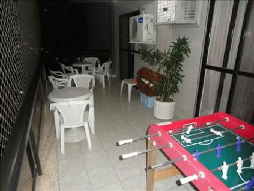 VARANDA FOTO NOTURNA - Apartamento 3 quartos à venda Jacarepaguá, Rio de Janeiro - R$ 1.150.000 - RA30121 - 5