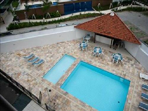 VISÃO DA VARANDA - Apartamento 3 quartos à venda Jacarepaguá, Rio de Janeiro - R$ 1.150.000 - RA30121 - 6