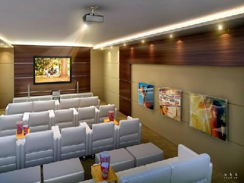 CINEMA - Apartamento 3 quartos à venda Pechincha, Rio de Janeiro - R$ 395.000 - RA30147 - 8