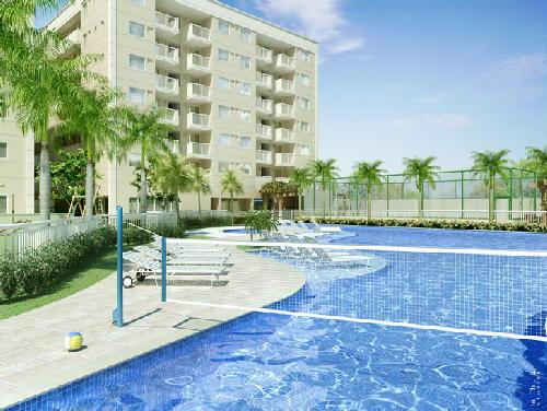 LAZER E FACHADA - Apartamento 3 quartos à venda Pechincha, Rio de Janeiro - R$ 395.000 - RA30147 - 5