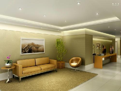 LOBBY - Apartamento 3 quartos à venda Pechincha, Rio de Janeiro - R$ 395.000 - RA30147 - 19