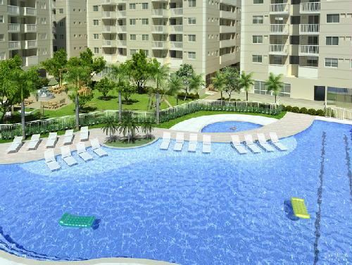 PISCINAS - Apartamento 3 quartos à venda Pechincha, Rio de Janeiro - R$ 395.000 - RA30147 - 23