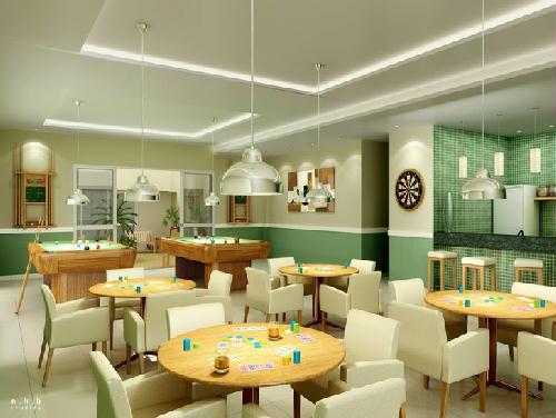 SALÃO DE JOGOS - Apartamento 3 quartos à venda Pechincha, Rio de Janeiro - R$ 395.000 - RA30147 - 15