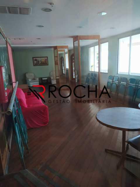 Salão de festas - Apartamento 1 quarto à venda Pechincha, Rio de Janeiro - R$ 200.000 - VLAP10029 - 20