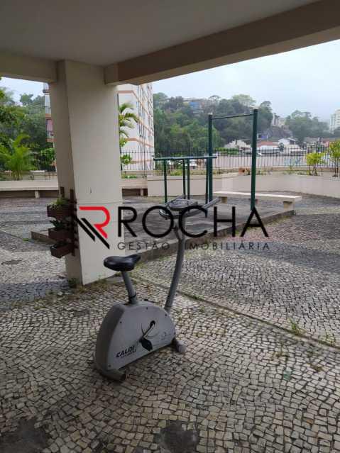 Área fitness - Apartamento 1 quarto à venda Pechincha, Rio de Janeiro - R$ 200.000 - VLAP10029 - 22