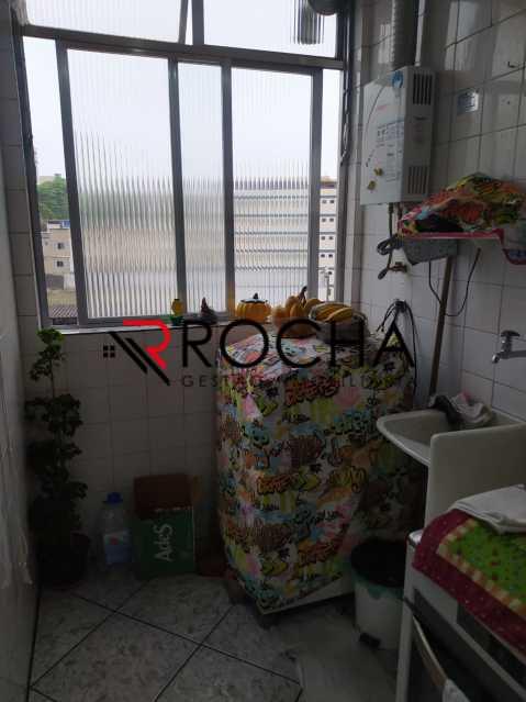 Área de serviço - Apartamento 1 quarto à venda Pechincha, Rio de Janeiro - R$ 200.000 - VLAP10029 - 15