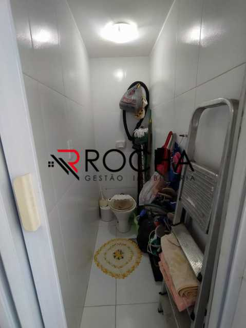 Banheiro de serviço - Apartamento 3 quartos à venda Madureira, Rio de Janeiro - R$ 420.000 - VLAP30150 - 15