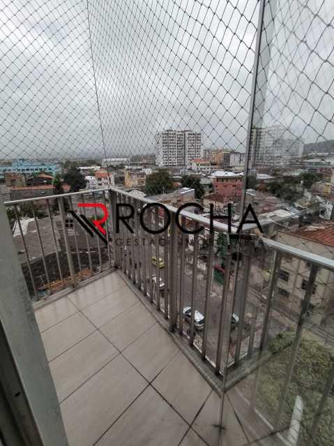 Varanda quarto - Apartamento 3 quartos à venda Madureira, Rio de Janeiro - R$ 420.000 - VLAP30150 - 18