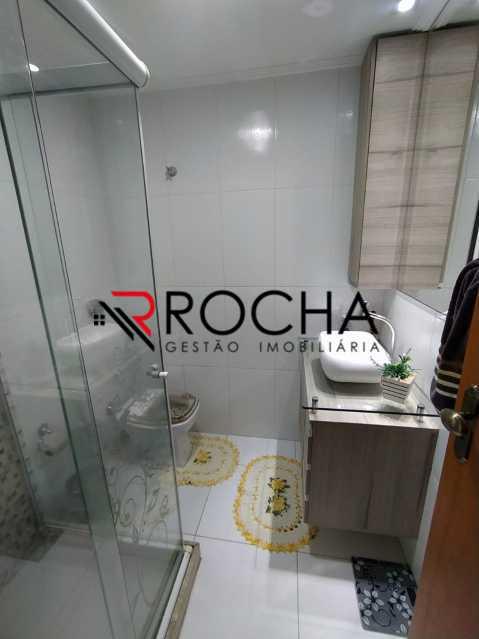 Banheiro social - Apartamento 3 quartos à venda Madureira, Rio de Janeiro - R$ 420.000 - VLAP30150 - 23