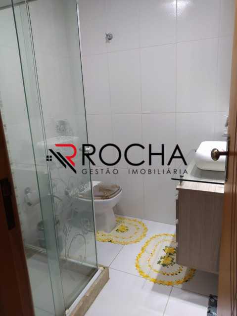Banheiro social - Apartamento 3 quartos à venda Madureira, Rio de Janeiro - R$ 420.000 - VLAP30150 - 24