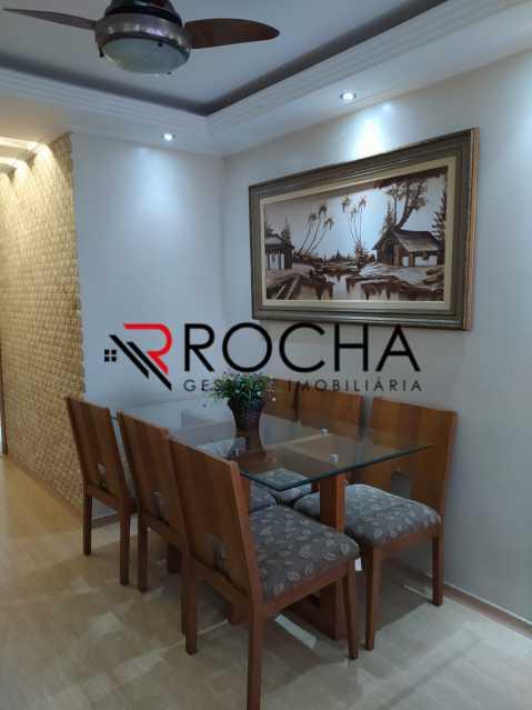 Sala de jantar - Apartamento 3 quartos à venda Madureira, Rio de Janeiro - R$ 420.000 - VLAP30150 - 3