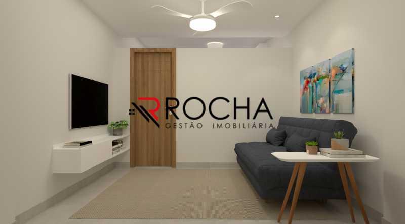5d00c96883cfba57-SALA 01 - Apartamento 1 quarto à venda Copacabana, Rio de Janeiro - R$ 539.000 - VLAP10030 - 6