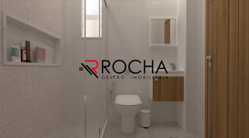 1052ee3b1d35dd2a-BANHEIRO 01 - Apartamento 1 quarto à venda Copacabana, Rio de Janeiro - R$ 539.000 - VLAP10030 - 8