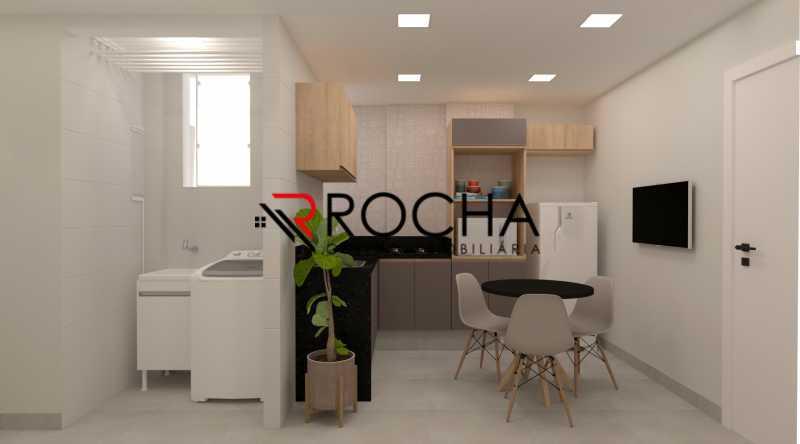 f261e9cc0b98671d-COZINHA 03 - Apartamento 1 quarto à venda Copacabana, Rio de Janeiro - R$ 539.000 - VLAP10030 - 12