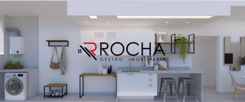 5ec1c98efe90e3a9-cozinha 01 1 - Apartamento 2 quartos à venda Copacabana, Rio de Janeiro - R$ 749.000 - VLAP20373 - 1