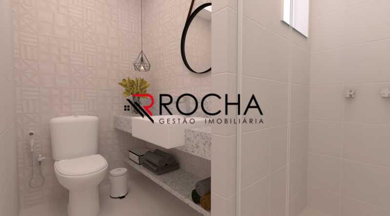 71df1ba52a92c8df-banheiro 02 1 - Apartamento 2 quartos à venda Copacabana, Rio de Janeiro - R$ 749.000 - VLAP20373 - 7