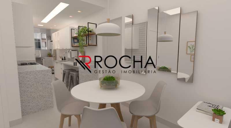 840ee9d43283aded-sala e cozinh - Apartamento 2 quartos à venda Copacabana, Rio de Janeiro - R$ 749.000 - VLAP20373 - 9