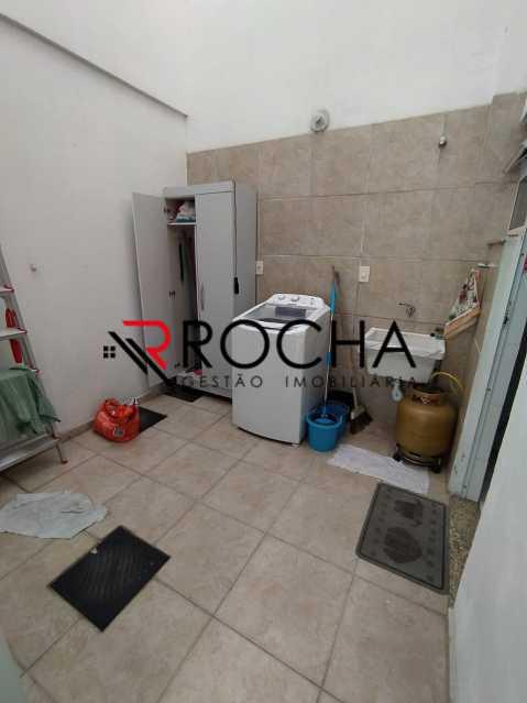 Área de serviço - Casa em Condomínio 2 quartos à venda Vila Valqueire, Rio de Janeiro - R$ 470.000 - VLCN20051 - 5