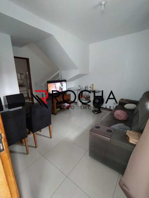 Sala - Casa em Condomínio 2 quartos à venda Vila Valqueire, Rio de Janeiro - R$ 470.000 - VLCN20051 - 6