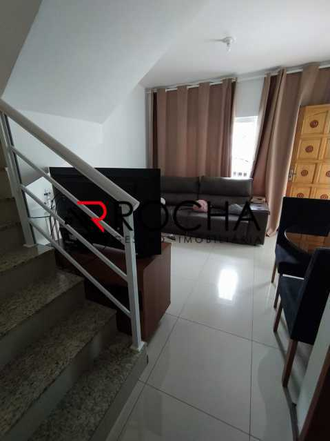 Sala - Casa em Condomínio 2 quartos à venda Vila Valqueire, Rio de Janeiro - R$ 470.000 - VLCN20051 - 8