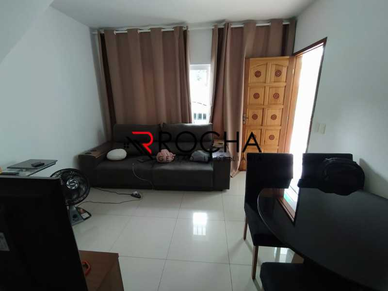 Sala - Casa em Condomínio 2 quartos à venda Vila Valqueire, Rio de Janeiro - R$ 470.000 - VLCN20051 - 9