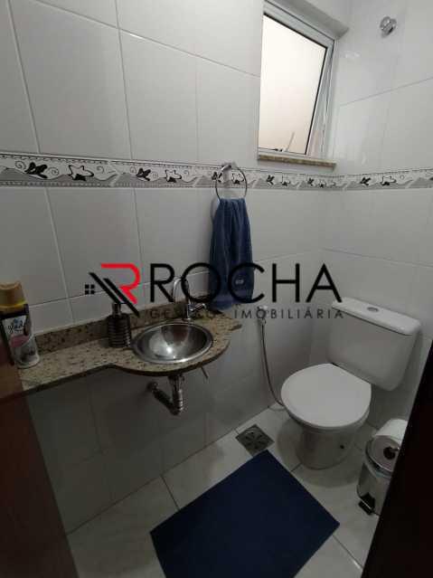 Lavabo - Casa em Condomínio 2 quartos à venda Vila Valqueire, Rio de Janeiro - R$ 470.000 - VLCN20051 - 10