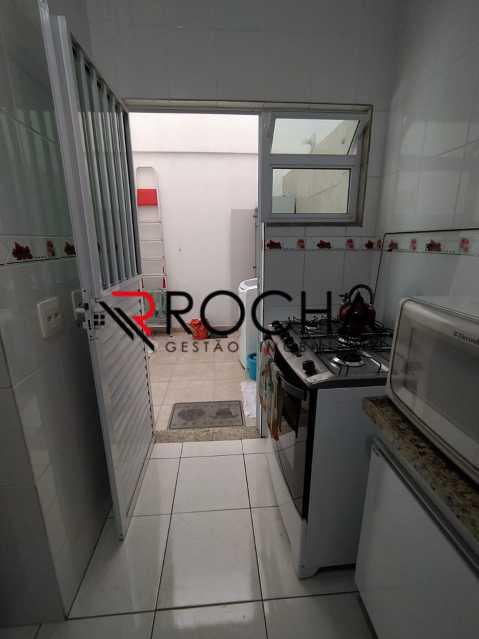 Cozinha - Casa em Condomínio 2 quartos à venda Vila Valqueire, Rio de Janeiro - R$ 470.000 - VLCN20051 - 11