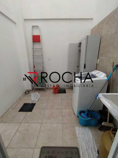 Área de serviço - vista latera - Casa em Condomínio 2 quartos à venda Vila Valqueire, Rio de Janeiro - R$ 470.000 - VLCN20051 - 12
