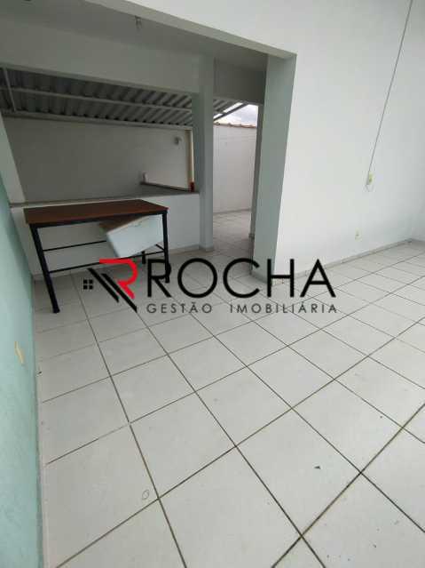 Terraço - Casa em Condomínio 2 quartos à venda Vila Valqueire, Rio de Janeiro - R$ 470.000 - VLCN20051 - 25