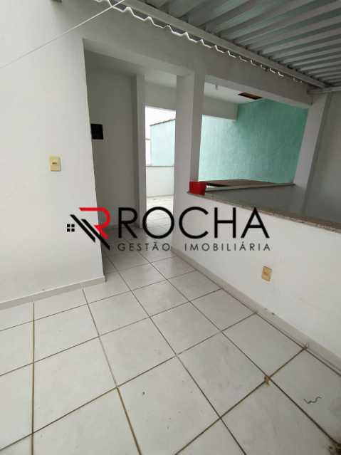 Terraço - Casa em Condomínio 2 quartos à venda Vila Valqueire, Rio de Janeiro - R$ 470.000 - VLCN20051 - 27