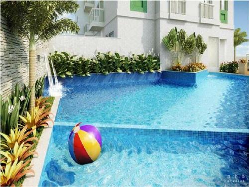 FOTO14 - Jardins da Vila Apartamentos de 2,3 quartos e coberturas - RA30241 - 15