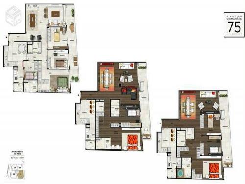 FOTO2 - Apartamento 3 quartos à venda Botafogo, Rio de Janeiro - R$ 1.858.015 - RA30289 - 4