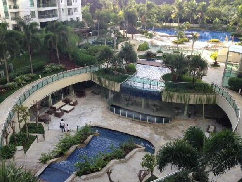ÁREA COMUM - Apartamento 4 quartos à venda Barra da Tijuca, Rio de Janeiro - R$ 2.600.000 - RA40021 - 24