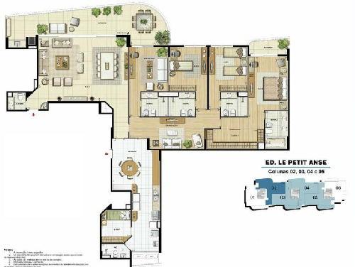 FOTO6 - Apartamento 4 quartos à venda Barra da Tijuca, Rio de Janeiro - R$ 2.600.000 - RA40021 - 8