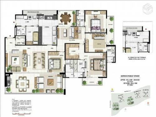 FOTO5 - Apartamento 4 quartos à venda Recreio dos Bandeirantes, Rio de Janeiro - R$ 2.518.100 - RA40027 - 7