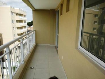 VARANDA - Cobertura 2 quartos à venda Taquara, Rio de Janeiro - R$ 610.000 - RC20005 - 1