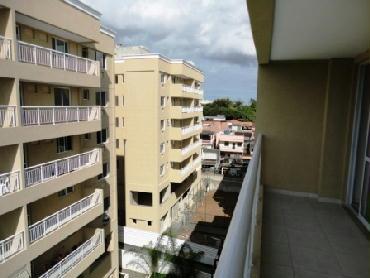 VISTA - Cobertura 2 quartos à venda Taquara, Rio de Janeiro - R$ 610.000 - RC20005 - 3