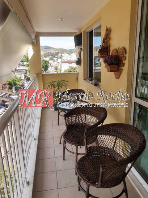 WhatsApp Image 2021-03-19 at 1 - Apartamento 2 quartos à venda Pechincha, Rio de Janeiro - R$ 350.000 - VLAP20337 - 1