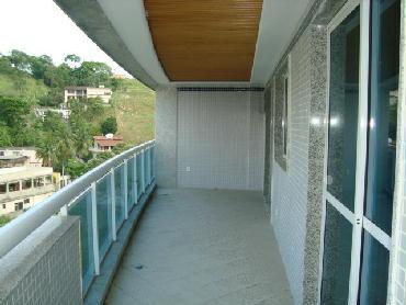 VARANDÃO - Cobertura 3 quartos à venda Vila Valqueire, Rio de Janeiro - R$ 1.150.000 - RC30002 - 5