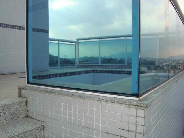 PISCINA - Cobertura 4 quartos à venda Vila Valqueire, Rio de Janeiro - R$ 1.100.000 - RC40001 - 6