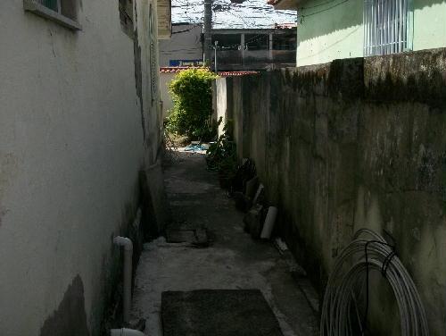 CENTRO DE TERRENO L. ESQ - Valqueire terreno medindo 10 x 50 com RGI 70m2 edificad - RR20041 - 4