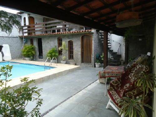 QUINTAL E LAZER - Casa 3 quartos à venda Curicica, Rio de Janeiro - R$ 895.000 - RR30063 - 8