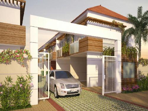 FACHADA - Casa 3 quartos à venda Tanque, Rio de Janeiro - R$ 379.000 - RR30071 - 1
