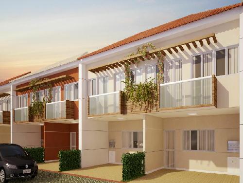 FACHADA 2 - Casa 3 quartos à venda Tanque, Rio de Janeiro - R$ 379.000 - RR30071 - 3