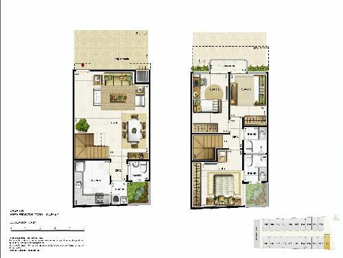 PLANTAS - Casa 3 quartos à venda Tanque, Rio de Janeiro - R$ 379.000 - RR30071 - 7