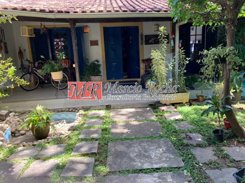 Quintal - Casa 3 quartos à venda Anil, Rio de Janeiro - R$ 890.000 - RR30140 - 3