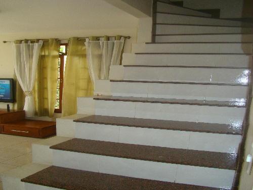 ESCADA CONVENCIONAL - Casa 3 quartos à venda Taquara, Rio de Janeiro - R$ 780.000 - RR30153 - 6
