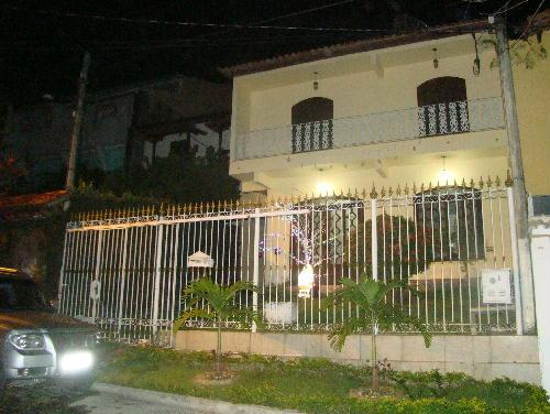 FAXADA FRONTAL - Casa 3 quartos à venda Taquara, Rio de Janeiro - R$ 780.000 - RR30153 - 28